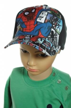 Detská šiltovka Spiderman - komix