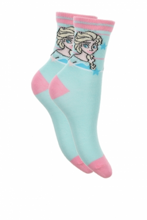 Ponožky Frozen - Elsa Hviezdy