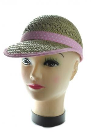 Detský klobúk so šiltom