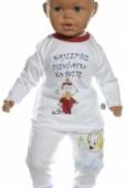 Detské tričko -Najlepšie dievčatko - červená