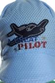 Detská čiapka - lietadlo