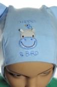 Detská čiapka Hippo
