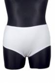 Dámske jednofarebné nohavičky, 10-2571D