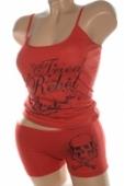Súprava tielka a šortových nohavičiek REBEL