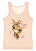 Detské tielko žirafka