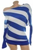 Dámske tričko - odhalené rameno