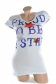 Dámske tričko - Star