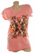 Dámske tričko - kvety