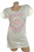 Dámske tričko - kosoštvorec