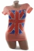 Dámske tričko - England, 2-2994