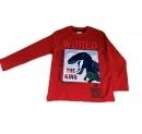 Chlapčenské tričko dinosaurus