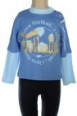 Detské tričko nátelník Footballer