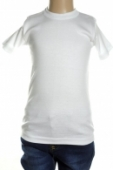 Detské tričko - biele