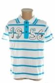Detské tričko s golierom - 1956 polokošela