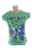 Detské tričko - DREAM, 2-679 kratky rukav