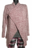 Dámsky sveter bez zapínania