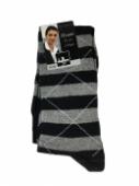 Dámske dlhé ponožky vzor X