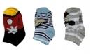 Detské ponožky Mickey šedé 3ks