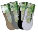 Ponožky dámske ťapky – Bambus