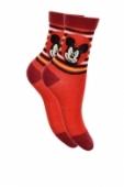 Ponožky Mickey Mouse - prúžky