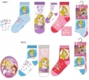 Detské ponožky Princess 3ks