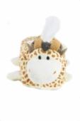 Obal na vreckovky - žirafa