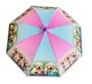 Dáždnik detský psík v košíku 66cm