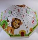 Detský dáždnik lev 66cm