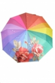 Dáždnik ruža s listami