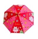 Dáždnik detský mačka 66cm