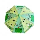 Dáždnik detský žabka 66cm