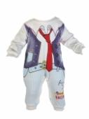 Detský kojenecký overal oblek