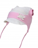 Detská čiapka - ozdoby