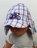 Detská čiapka so šiltom - plazowicz