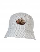 Detský klobúk - loďka