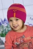 Detská čiapka pásik zgoda