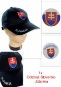 Šiltovka slovakia - modrá