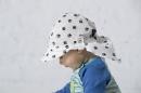 Detská čiapka so šiltom - labky
