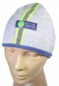 Detská čiapka Active sport sv.zelený pás, 5-926037