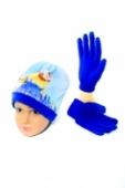 Chlapčenský set - čiapka a rukavice MINIONS