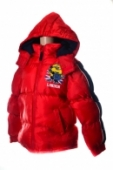 Chlapčenská zimná bunda MINIONS,