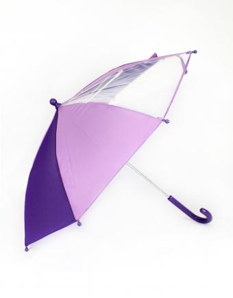 Detský dáždnik - priesvitná osmina 56cm