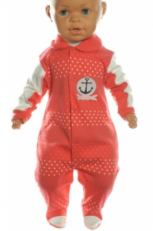 Dupačky detské - námorník