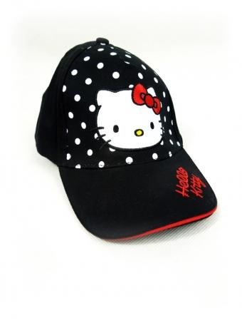 Dievčenská šiltovka - Hello Kitty