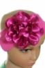 Detská čelenka - veľký kvet