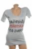 Dámske tričko - Najlepšia milenka 2xl - 4xl vypmf13022018