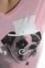 Dámske tričko - pes VYPJK19052017