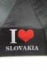 Dáždnik I Love Slovakia