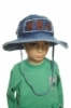 Detský klobúk - riflový NBA