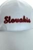 Šiltovka slovakia - biela SVK
